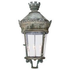 Parisian Opera Garnier French Lantern