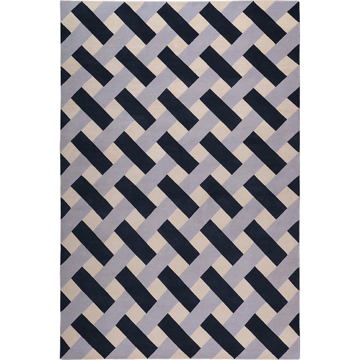 Parisio Hand-Knotted 10x8 Rug in Wool by Suzanne Sharp