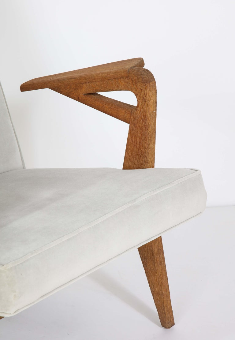 20th Century Parker-Knoll Oak Armchairs For Sale
