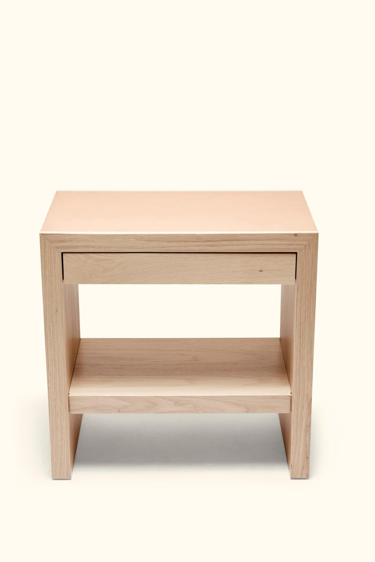Parkman nightstand by Lawson-Fenning.