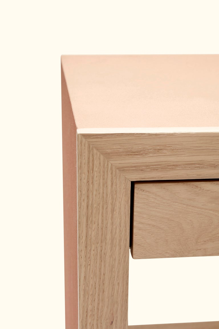 Contemporary Parkman Nightstand by Lawson-Fenning For Sale