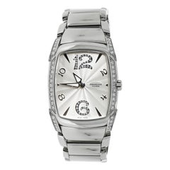 Parmigiani Fleurier Kalpa Donna Diamond Set in Stainless Steel
