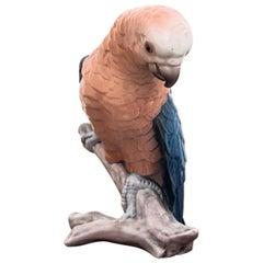 Parrot Figurine from Bing & Grøndahl, 1983