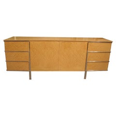 Parsifal Yellow Wood Cabinet