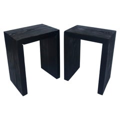 Parson Side Tables/Stacking Tables