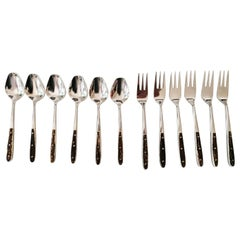 Part of Cutlery by Helmut Alder for Amboss Model 2070
