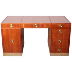 Partners Desk by Edward Wormley for Dunbar