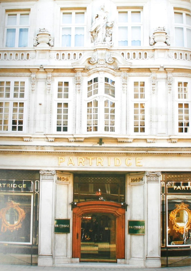 Partridge: Christie's New York May 17, 2006. Partridge, a sale of select property from the renowned Partridge gallery in London, took place in New York. A leader in the field of 18th century English and French furniture, Partridge has helped to