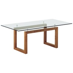 Party Glass Dining Table