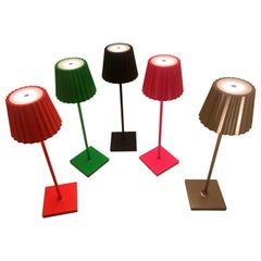 Party Set Table Lamps Rechargeable LED Light