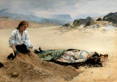 The Burial of Manon Lescaut
