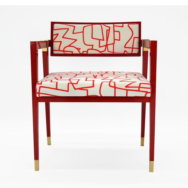 Pascal Chair by Hudson In New Condition For Sale In New York, NY