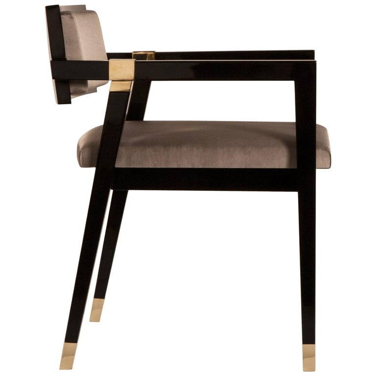 Pascal Chair by Hudson For Sale