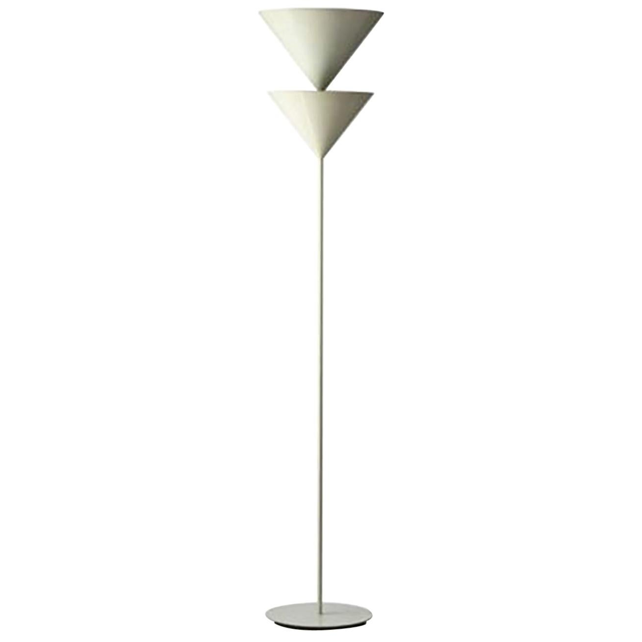 Pascal Floor Lamp by Vico Magistretti for Oluce