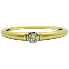 Pascal Lacroix 1 Carat Diamond Bangle Bracelet