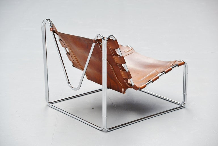 Pascal Mourgue Fabio Lounge Chairs Steiner, 1970 In Good Condition For Sale In Roosendaal, Noord Brabant