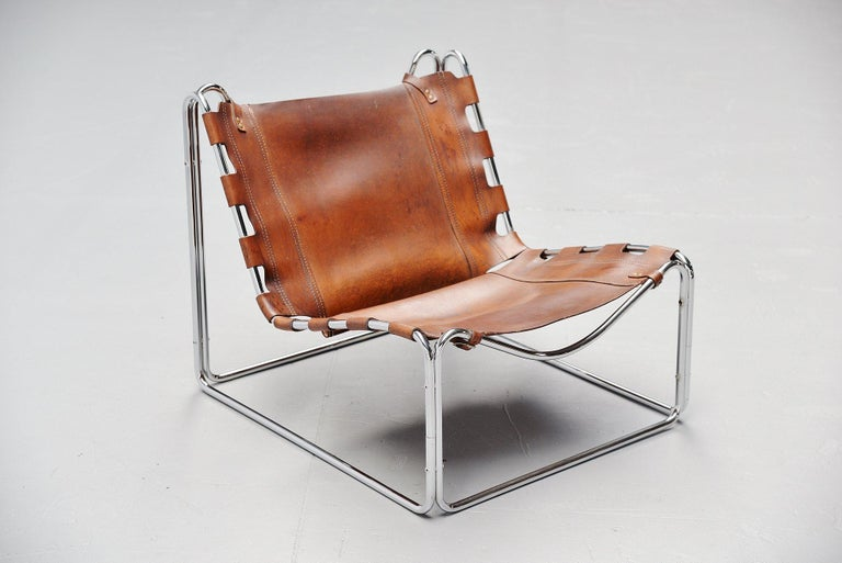 Late 20th Century Pascal Mourgue Fabio Lounge Chairs Steiner, 1970 For Sale