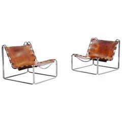 Pascal Mourgue Fabio Lounge Chairs Steiner, 1970