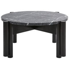 Paso Fino Marble & Ash Coffee Table by Danny Rosa for Studio 6F