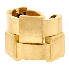 Pasquale Bruni Massive Gold Cuff