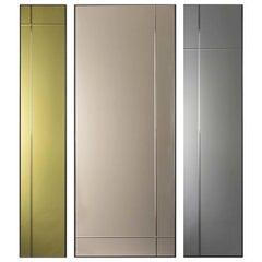 Passage Set of Three Colored Mirrors by Danya May