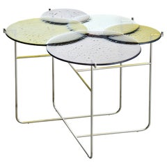 PASTILLE (side table, large, green) by Sebastian Herkner