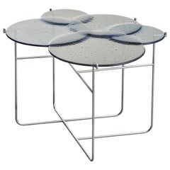 Pastille 'Side Table, Large, Grey' by Sebastian Herkner
