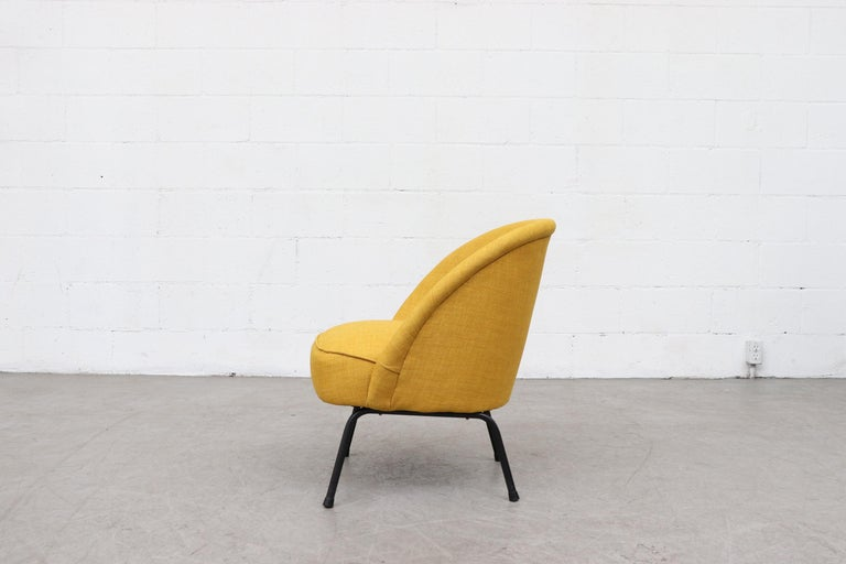 Mid-Century Modern Pastoe Cocktail Lounge Chair For Sale