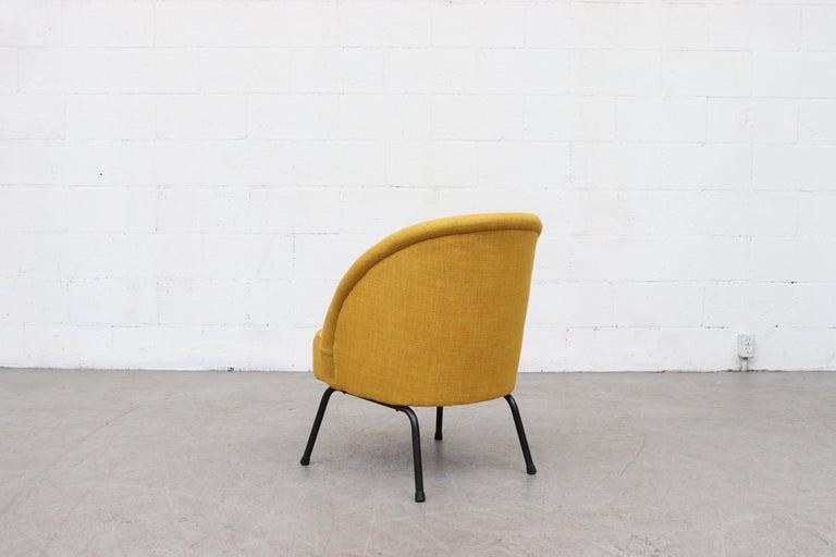 Dutch Pastoe Cocktail Lounge Chair For Sale