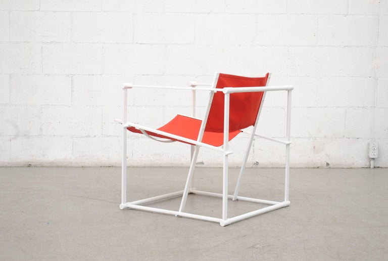 Dutch Pastoe Cube Lounge Chair by Radboud Van Beekum For Sale