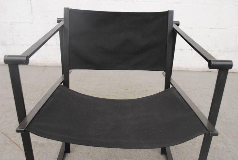 Mid-20th Century Pastoe Cube Lounge Chair by Radboud Van Beekum For Sale
