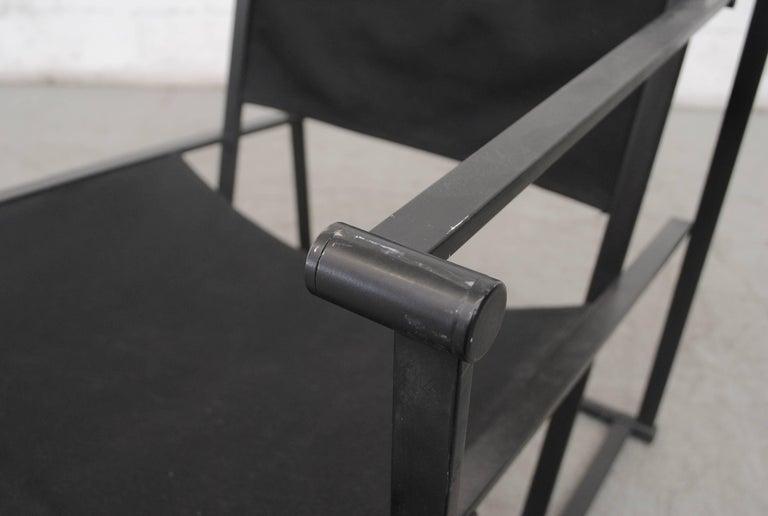 Metal Pastoe Cube Lounge Chair by Radboud Van Beekum For Sale