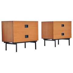 Pastoe DU10 Drawer Cabinets by Cees Braakman, 1958