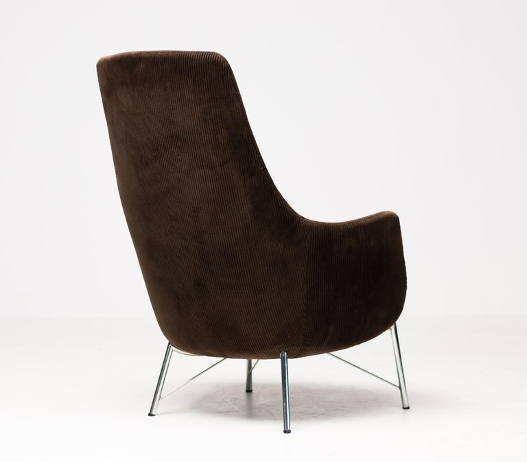 Pastoe FM31 Lounge Chair by Karl Ekselius For Sale 7
