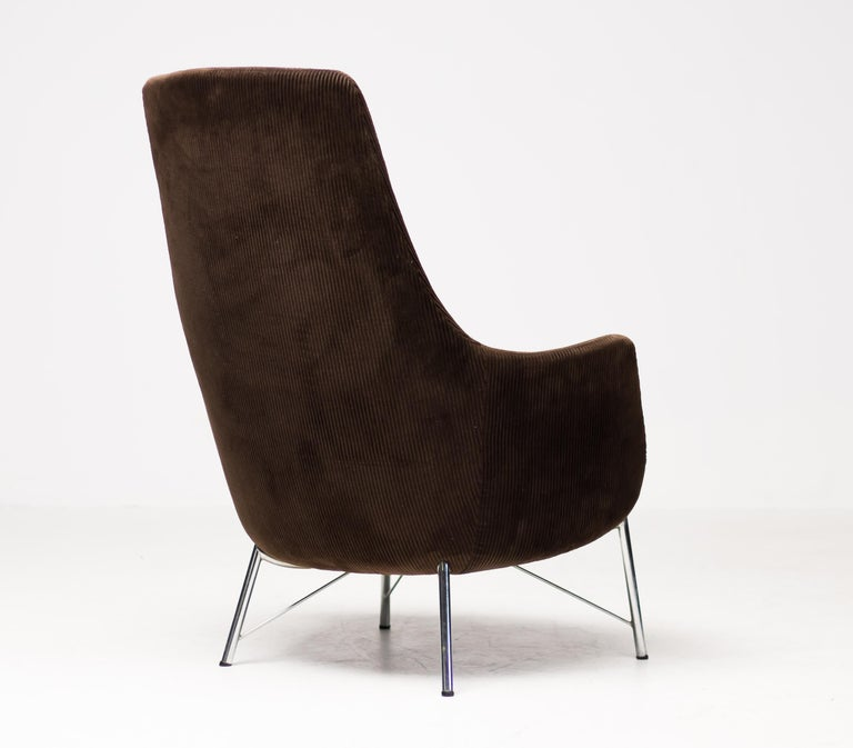 Pastoe FM31 Lounge Chair by Karl Ekselius For Sale 4