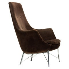 Pastoe FM31 Lounge Chair by Karl Ekselius