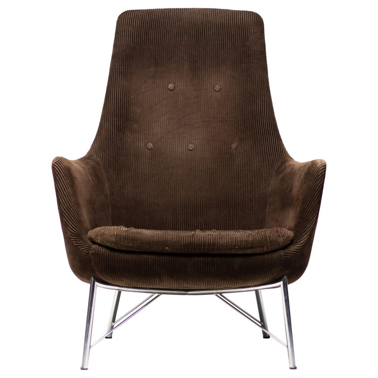 Pastoe FM31 Lounge Chair by Karl Ekselius For Sale