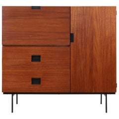 Pastoe Japanese Series Cabinet Model CU01 by Cees Braakman, 1960s