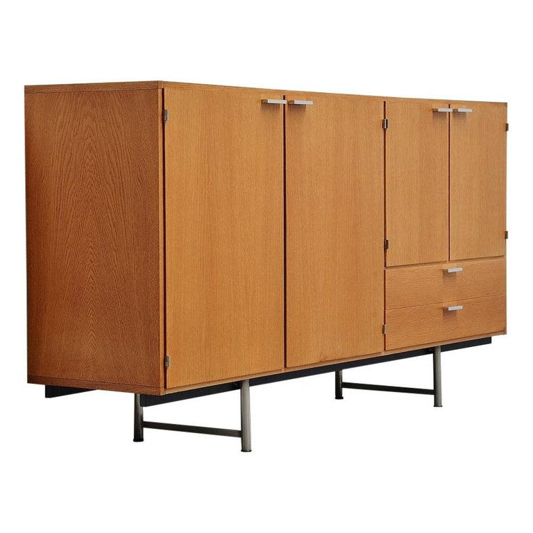 Pastoe Made to Measure Buffet in Oak, Holland, 1965 For Sale