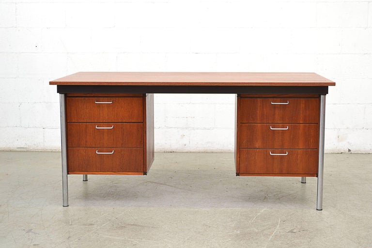 Lightly refinished Cees Braakman for Pastoe Executive