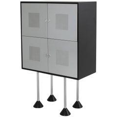Pastoe Postmodern Memphis Style Cabinet by Gerard Van Den Berg