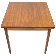 Pastoe Small Teak Dining Table, 1950s
