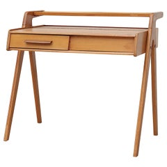 Pastoe Style Blond Vanity-Desk