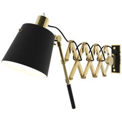 Pastorius Sconce in Brass