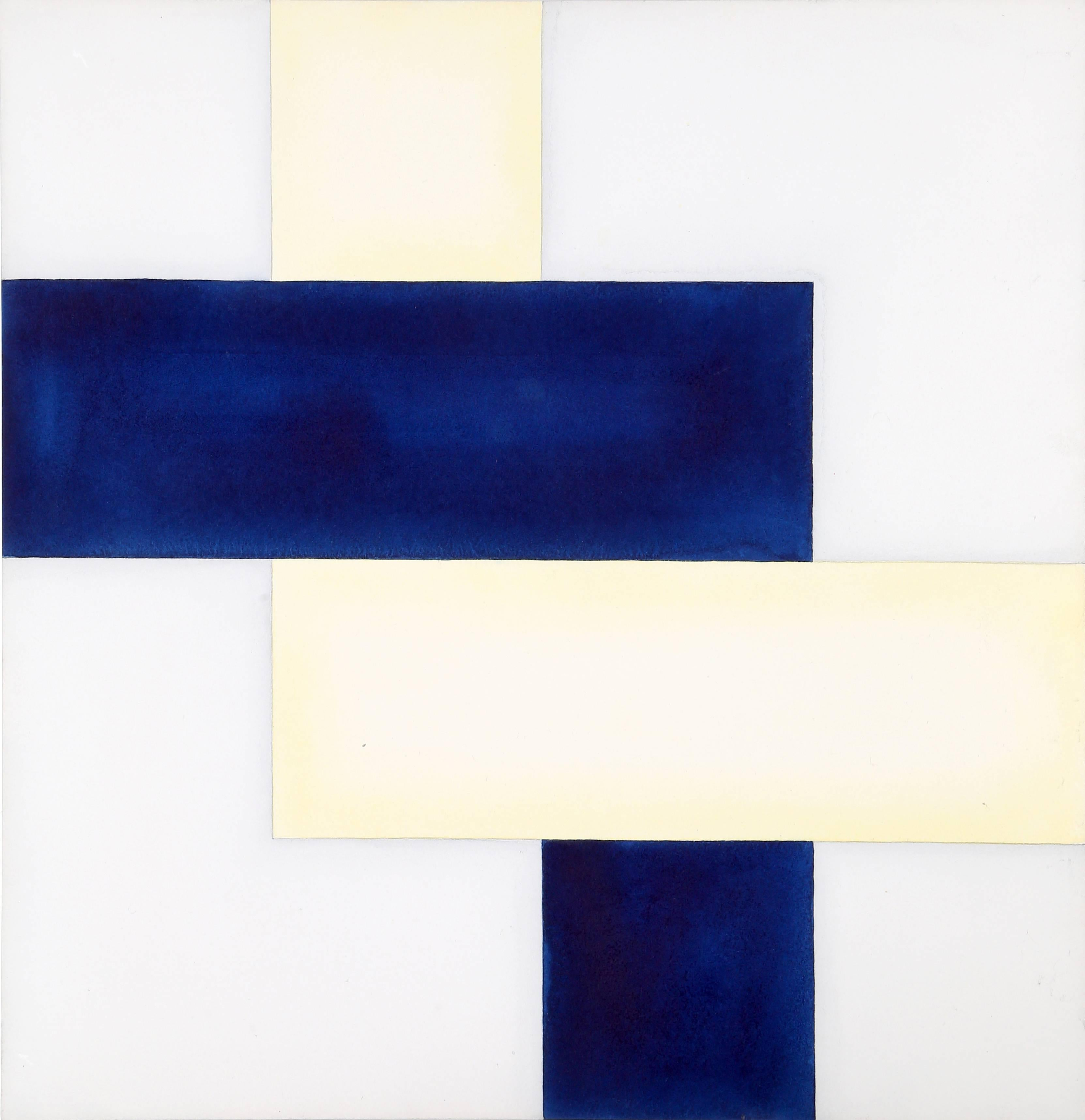 Minimalist Geometric Painting by Patsy Krebs
