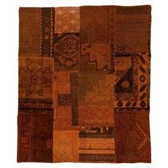 Patchwork Decolorized 11 Carpet