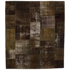 Patchwork Decolorized 2 Carpet