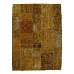 Patchwork Decolorized 4 Carpet