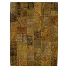 Patchwork Decolorized 5 Carpet