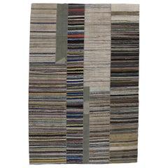 Patchwork Decolorized 6 Carpet